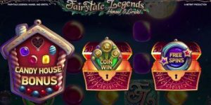 bonus game Hansel & Gretel net ent
